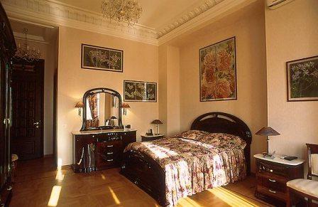 дизайн спален, спальня в класическом стиле