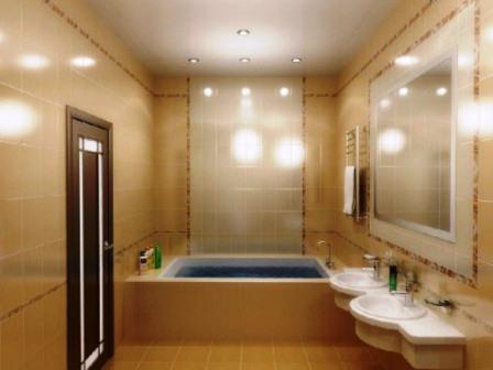 ремонт ванной, дизайн ванной